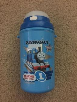 Thomas the Tank Engine Water bottle with straw Cooler