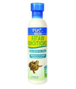 API TURTLE WATER CONDITIONER Water Conditioner 8-Ounce Bottl