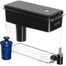 Brita Extra Large 18 Cup Filtered Water Dispenser with 1 Lon
