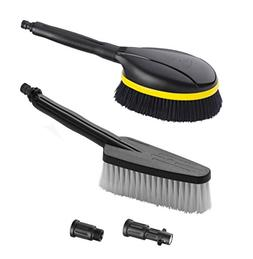 universal wash brush attachment kit