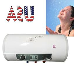 USA 50L Tank Instant Hot Water Heater Electric House Shower
