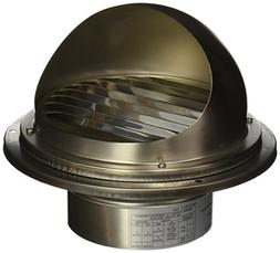 Noritz VT4-SH 4-Inch Hood Termination for Single Wall Stainl