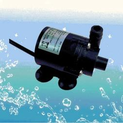 Water Pump Submersible Electric  Small For Aquarium Fountain