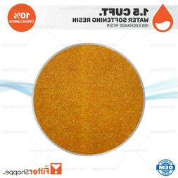 "Water Softening Ion Exchange Resin Cation  Fits 10""x54"" Tank"