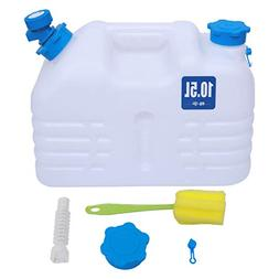 OUNONA 10.5L Water Storage Tanks Emergency Drinking Water St