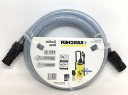 Karcher Water Suction Hose with Filter for Electric Pressure