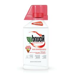 Roundup Weed & Grass Killer Concentrate Plus Value Size 36.8
