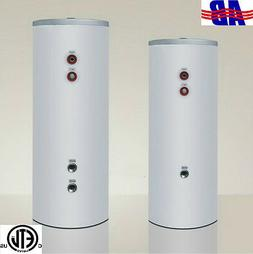 WiseWater Indirect Hot Water Heater Tank 100 Gallon No Coil